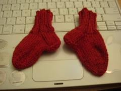 Baby J socks