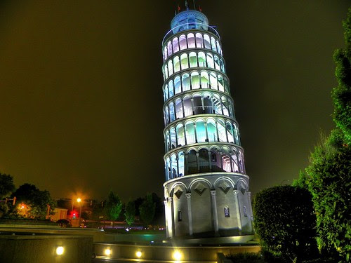Leaning Tower of Niles ( HDR photo )