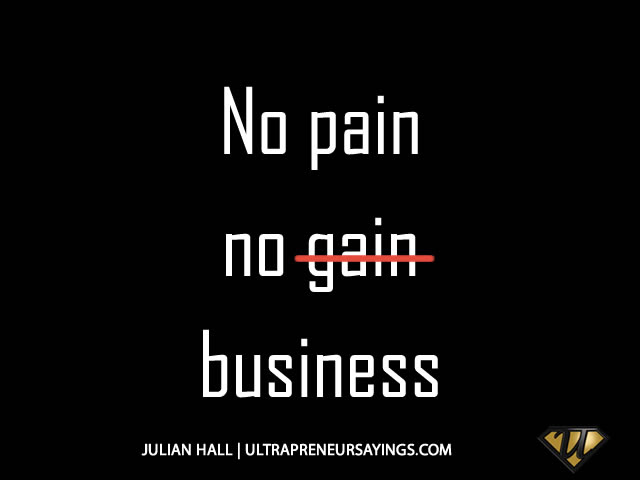 Quotes About No Pain No Gain 35 Quotes
