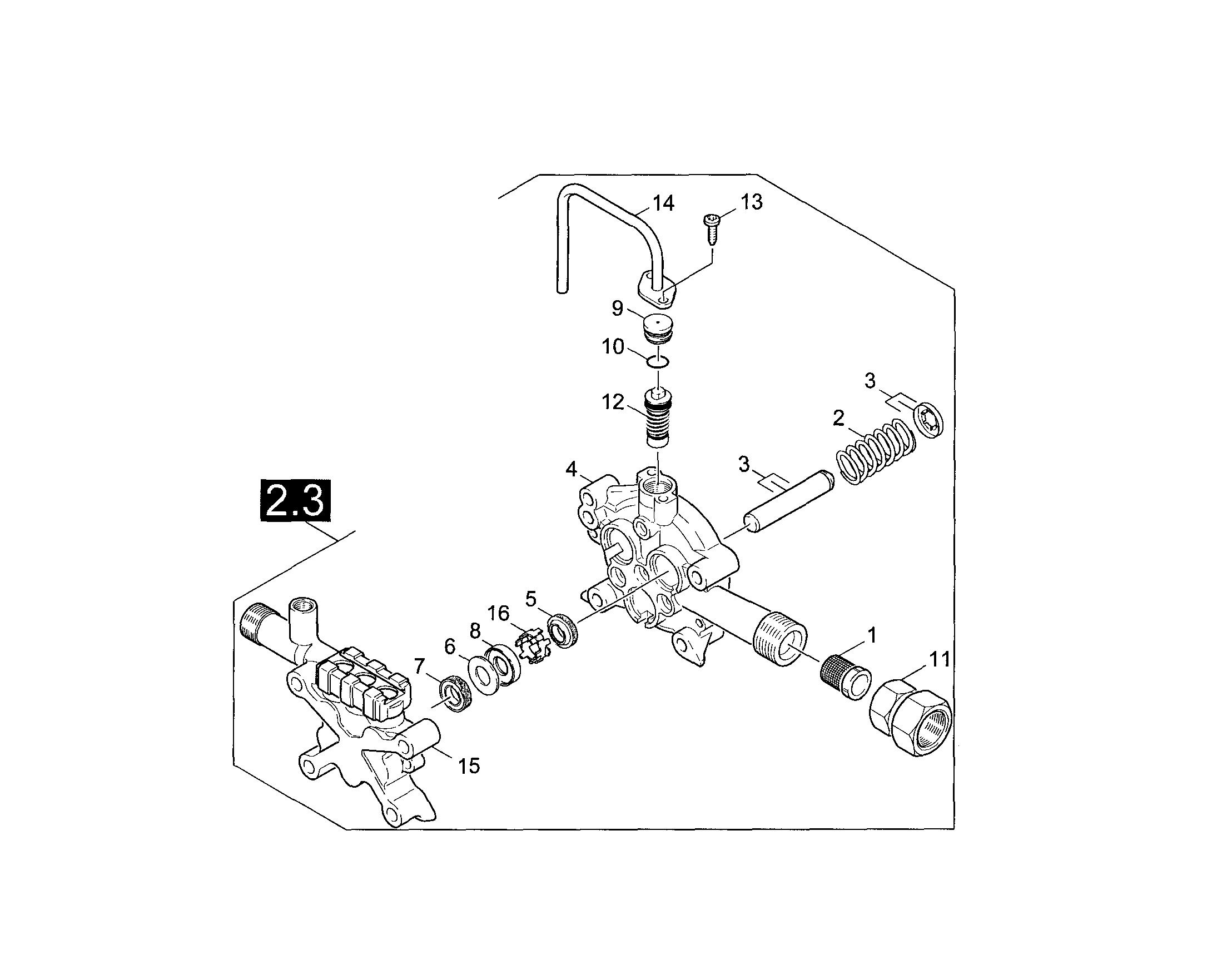 Wiring Diagram  25 Karcher Power Washer Parts Diagram