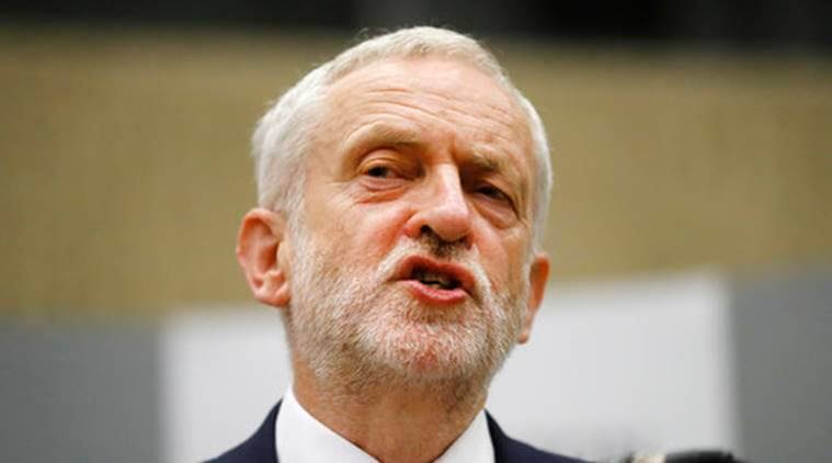 UK opposition party grassroots support second Brexit vote