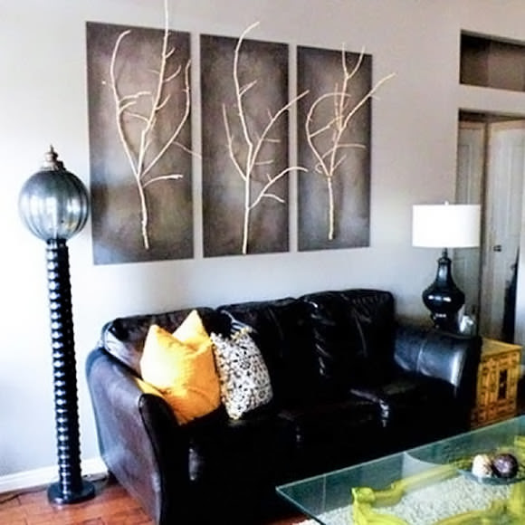 6 DIY Projects To Bring The Trees Inside | Handmade Charlotte