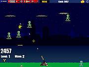Jogar Alien paratroopers Jogos