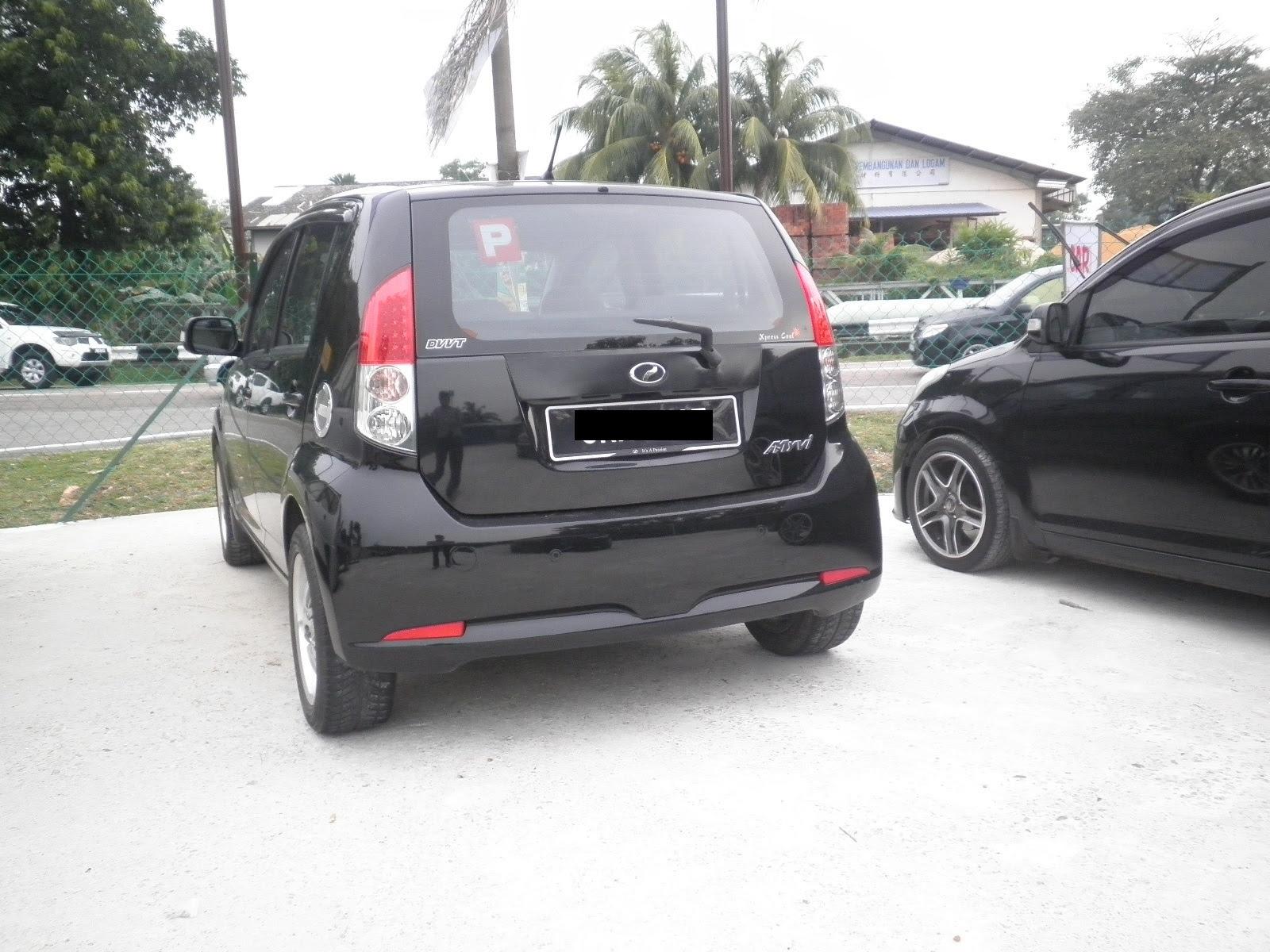Perodua MyVi untuk dijual / for sale  arl auto gemilang