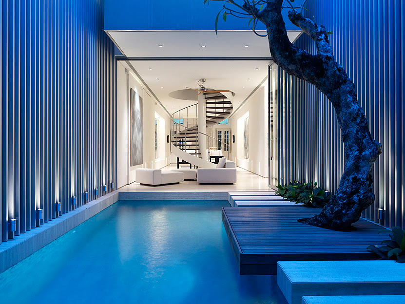 Modern Minimalist House Design in Singapore by Ong \u0026 Ong