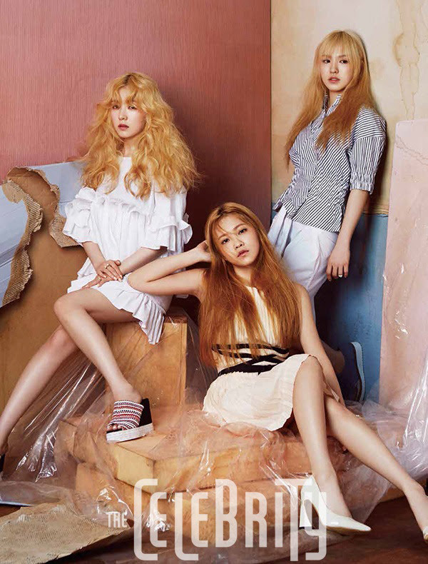 Red Velvet - The Celebrity Magazine May Issue '15