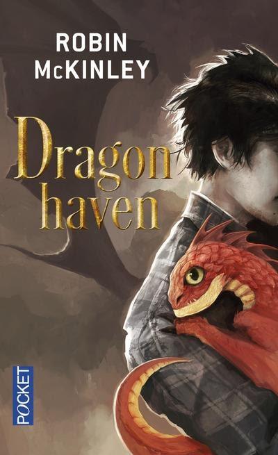 Couverture Dragon Haven