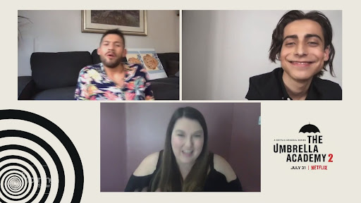Avatar of Checking in with the cast of 'The Umbrella Academy' | Watch News Videos Online