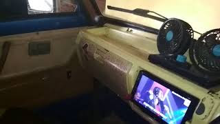 Modifikasi Interior Hijet 1000