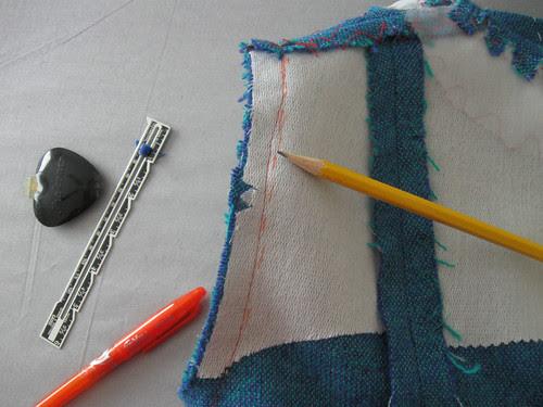 seam wobble adjustment