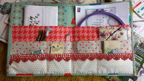 Project Book Pouch