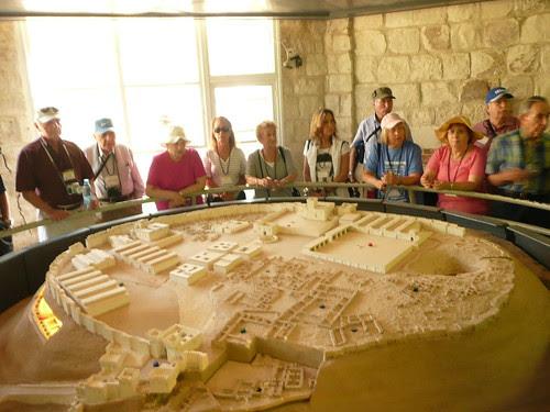 Tel Megiddo model
