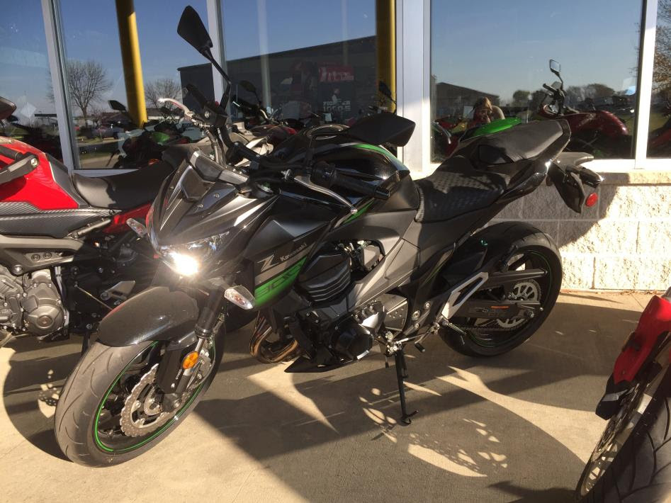 Kawasaki Z800 Abs Motorcycles For Sale In Iowa
