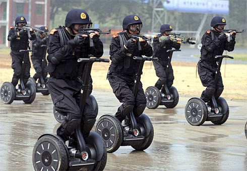 ChineseOlympicSegway