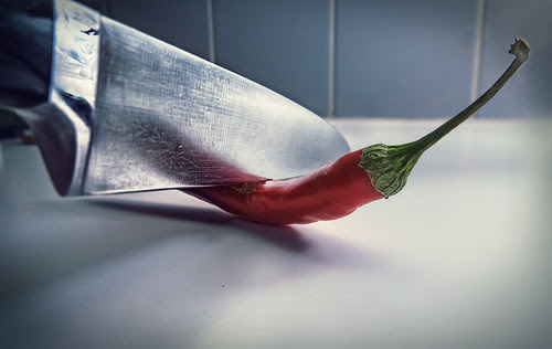The hotter the pepper, the more capsaicin it contains.