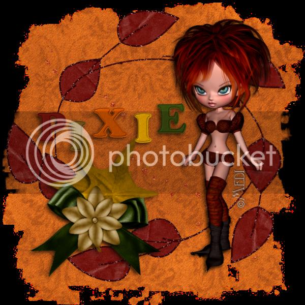 Fall Embers - Pixie