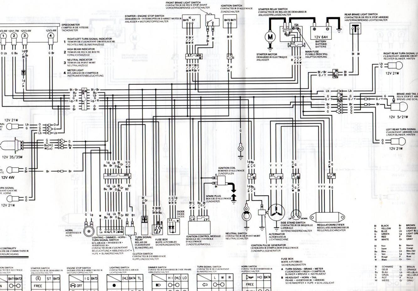 32+ 1985 Atc 125M Wiring Diagram Pics
