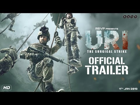 Uri The Surgical Strike Full Movie Review