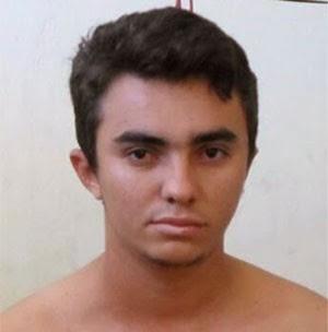 Paulo Ricardo Alves Batista, de 21 anos (Foto: Divulgação/Polícia Civil)