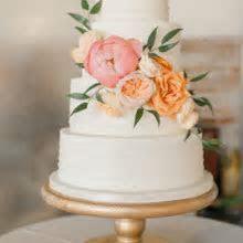 Amy Cakes   Wedding Cake   Norman, OK   WeddingWire