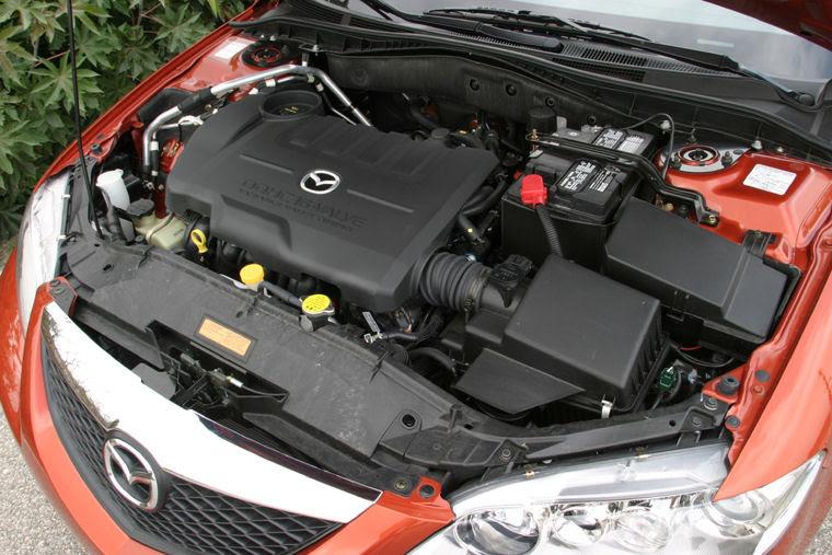 Mazda 626 4 Cyl Engine Diagram - Wiring Diagram