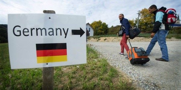 Risultati immagini per immigrati germania