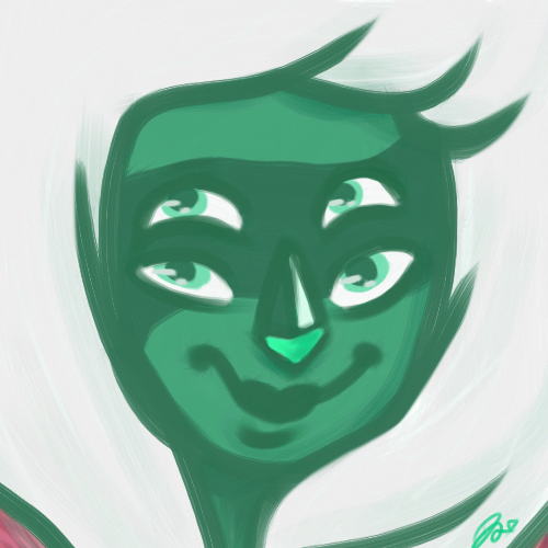 Malachite~ (oops I made her look cute??)