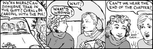 Home Spun comic strip #294