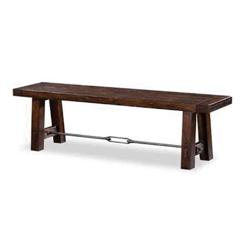copy cat chic pottery barn benchwright bench
