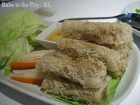Vietnamese Spring Roll (RM15 for 10)