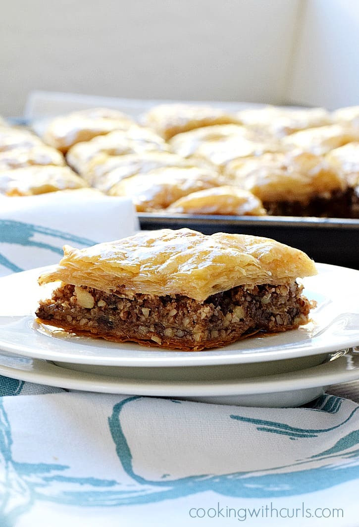 If you love Baklava, you have to try Choclava! cookingwithcurls.com