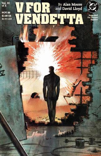 V for Vendetta #3