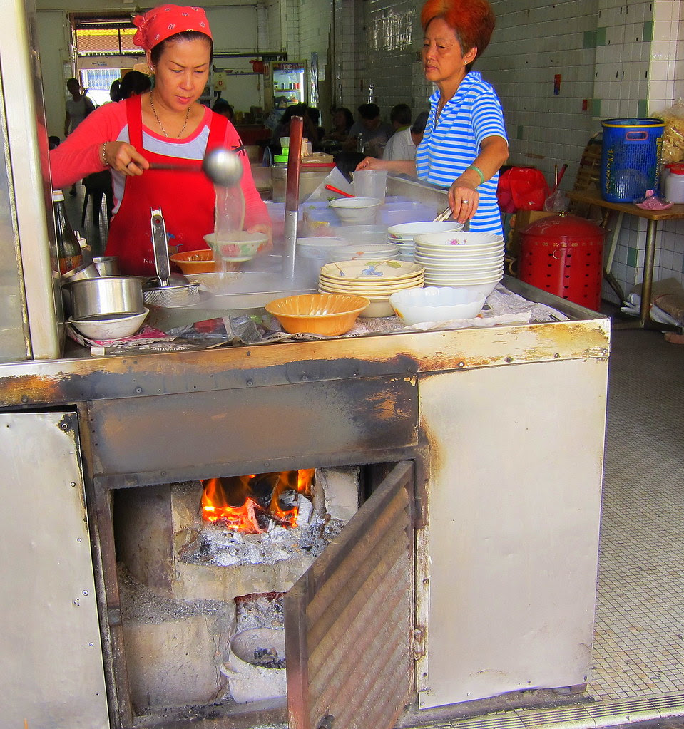 Ah Hua Kway Teow Soup