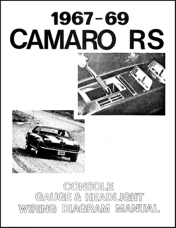 Diagram 1967 1969 Camaro Rs Gauge Headlight Wiring Diagram Manual Reprint Full Version Hd Quality Manual Reprint Pvdiagramxramon Annuncipagineverdi It