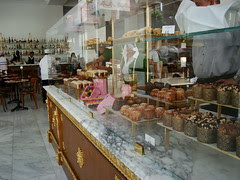 Patisserie Counter