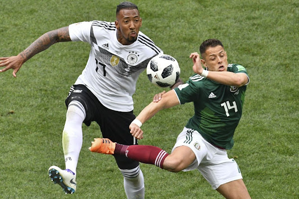 299e02c68 Mexico must refocus at World Cup after historic win vs. Germany - Hernandez