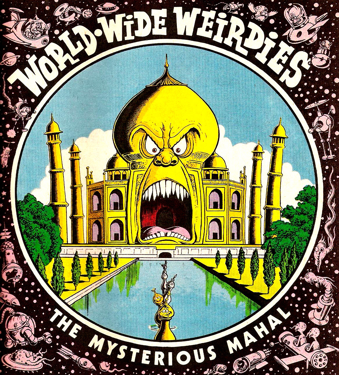 Ken Reid - World Wide Weirdies 17