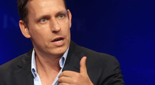 paypal founder peter thiel admitted to drinking blood to extend his lifespan