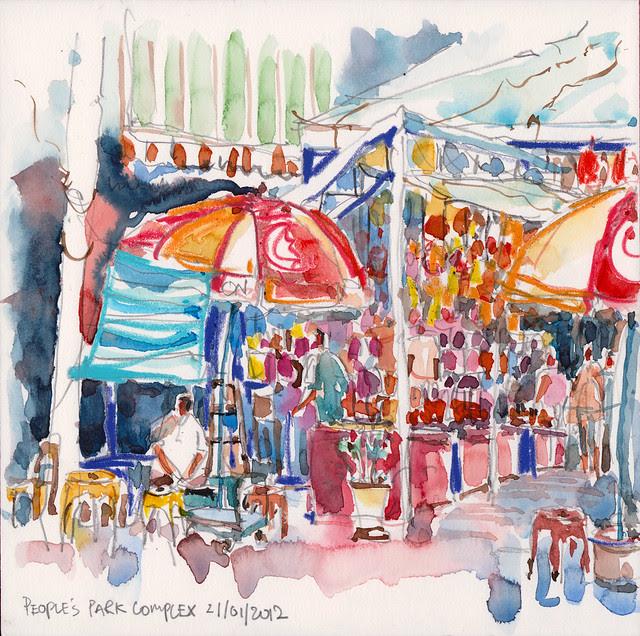 Market @ People's Park