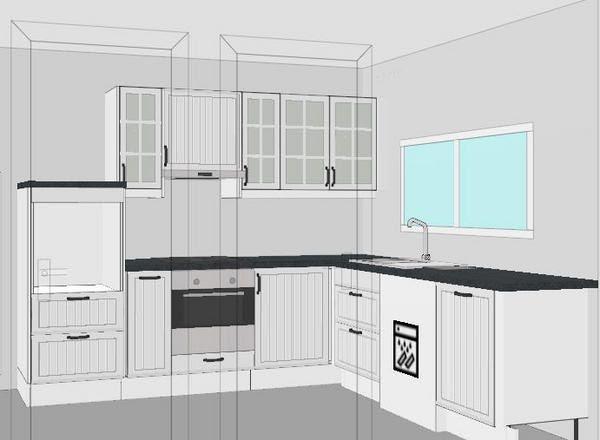 les concepteurs artistiques colonne cuisine four et lave. Black Bedroom Furniture Sets. Home Design Ideas