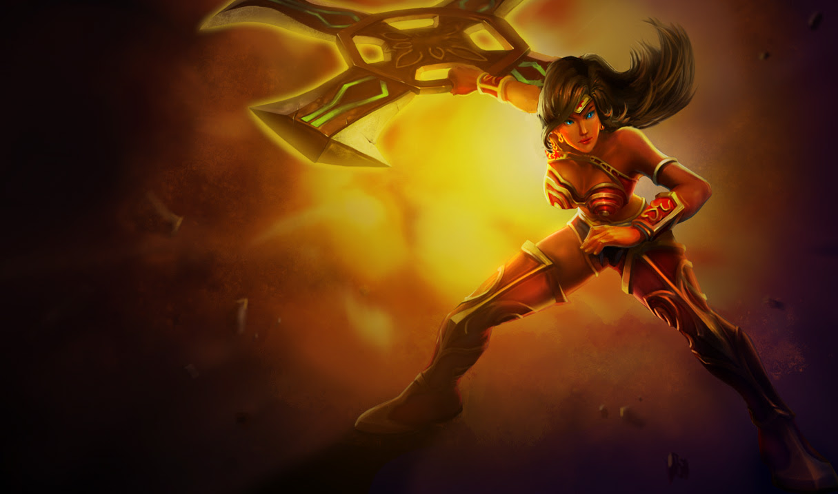 Huntress Sivir Rarity