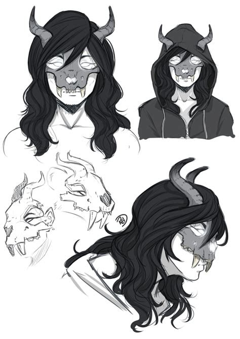 monstercarm  adamantred carmilla character art art