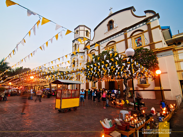The Roxas City Capiz Cathedral at Dawn