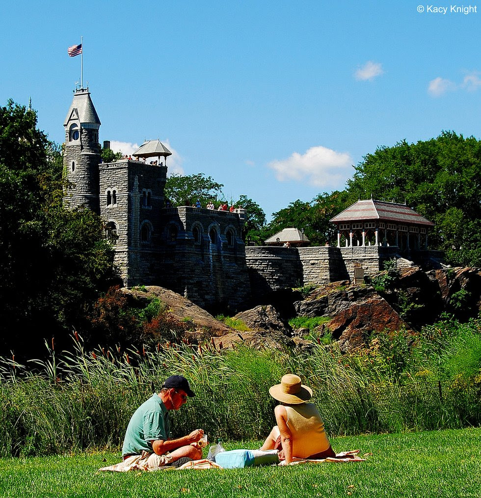 Top 7 Picnic Spots In Central Park