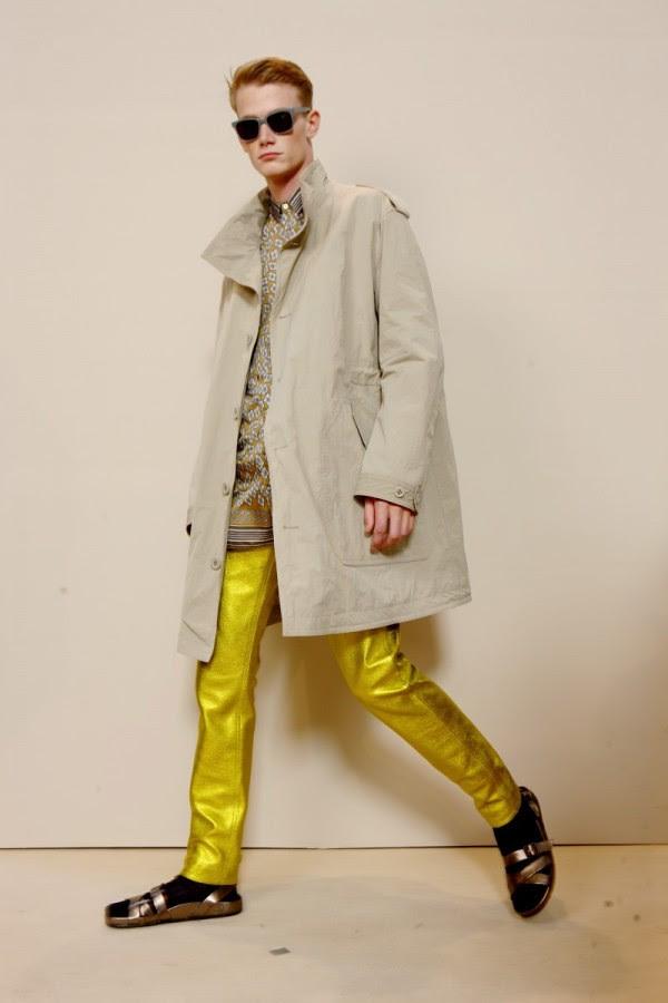 5 Burberry Prorsum Menswear SpringSummer 2013