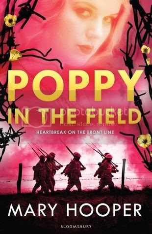 Poppy in the Field by Mary Hooper