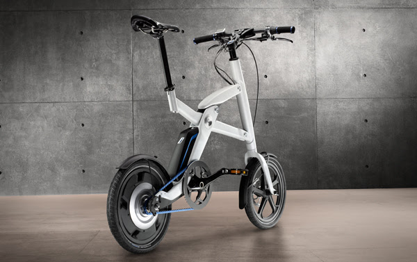 bicycle velo electrique bmw