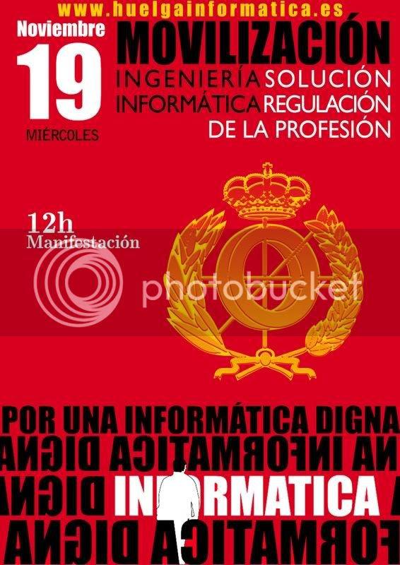 Huelga Informática 19-N