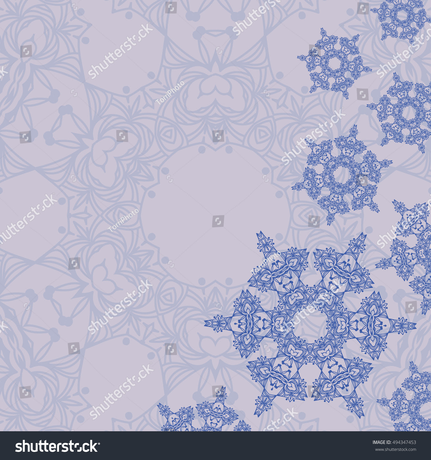 http://www.shutterstock.com/pic-494347453/stock-vector-blue-background-with-abstract-arabesque-snowflakes-for-card-or-invitation-copy-space-vector-illustration-eps8.html