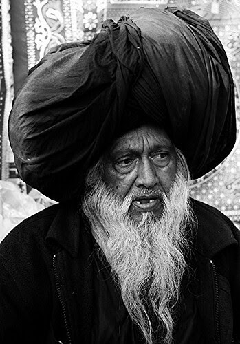 Syed Masoom Ali Baba Madari Asqan -The Greatest Humble Malang Of India by firoze shakir photographerno1